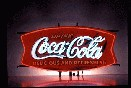 /コカ・コーラ フィッシュタイプ ネオンサイン
