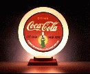 /コカ・コーラ SUPER GASO-LITE  ICE COLD HERE