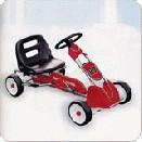 /#87 Speedy Pedal Car