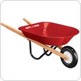 /#40 Kid's  Wheelbarrow