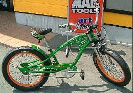 /エレクトラ 自転車 'RAT FINK'