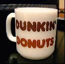 /ファイヤーキング マグカップ DUNKIN DONUTS