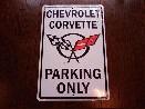 /CORVETTE パーキングサイン