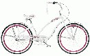 /エレクトラ 自転車 クルーザー(レディース)ホワイトベティ