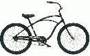/エレクトラ 自転車 クルーザー(メンズ)コースター1 Satin black