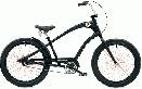 /エレクトラ 自転車 クルーザー(メンズ) ストレート8 サテンブラック