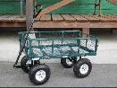 /Farm&Ranch(ファーム&ランチ) ユーティリティカート グリーン 【400lbs】