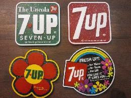 /7UP コースター