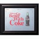 /コカ・コーラ  PUBミラー 「Things Go Better With Coke」
