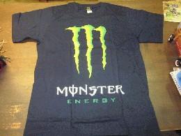 /MONSTER TシャツNV
