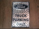 /FORD TRUCK パーキングサイン