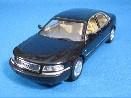 /ミニチャンプス アウディ A8 サルーン 1999 ブラック