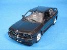 /ミニチャンプス BMW M3 E30 1990 ブラック