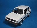 /ディテールカーズ VW ゴルフ�T 1974 クーペ ホワイト