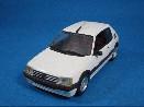 /ミニチャンプス プジョー 205 GTI 1995 ホワイト