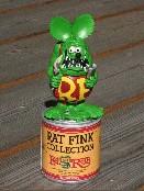/RAT FINK  ペイント缶 スタチュー