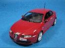 /ミニチャンプス アルファロメオ GT 2003  レッド