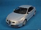 /ミニチャンプス アルファロメオ GTクーペ 2003  ブルーメタリック