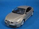 /ミニチャンプス  アルファロメオ GT 2003  シャンパンメタリック