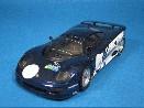 /スパーク ジャガー XJR-15 プレゼンテーション 1990 ブルー/ホワイト