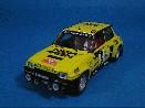 /イクソ ルノー 5 ターボ 1982年 WRCラリー・モンテカルロ #9 イエロー