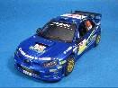 /イクソ スバル インプレッサ WRC 2006年 ラリージャパン 6位 新井敏弘