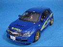 /J-コレクション  スバル インプレッサ WRX STI ワークスカラー 2008 ブルー