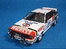 /トロフュー Audi Quattro RAC 1982 #17 M Wilson ホワイト