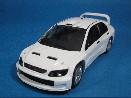/イクソ 三菱 ランサー 2005 WRC プレーンボディ ホワイト