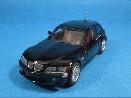 /ミニチャンプス  BMW Z3 クーペ 2001 ブラックメタリック