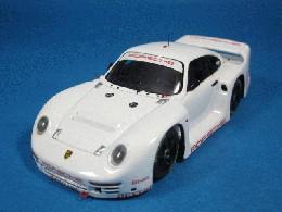 スパーク KBモデル  ポルシェ 961 プレゼンテーション 1986