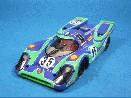 /ミニチャンプス  ポルシェ 917 'HIPPIE' 1970 ワトキンスグレン6H 9位 #35
