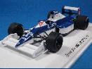 /レーヴコレクション Tyrrell 018 1990年 US GP #4 J.アレジ