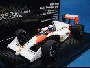 /ミニチャンプス マクラーレン ホンダ MP4/5 #2 A. プロスト ワールドチャンピオン1989