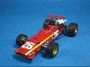 /イクソ  フェラーリ 312 1968 フランスGP ウィナー #26 J.イクス