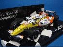 /ミニチャンプス  ルノー F1 チーム R27 #5 ヘレステスト 2008/1/15 F.アロンソ