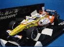 /ミニチャンプス ルノー F1 チーム ショーカー 2008 F.アロンソ
