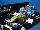 /ミニチャンプス ルノー F1 チーム R26 2006 #1 英国GP仕様 限定
