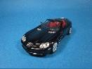/ミニチャンプス メルセデスベンツ SLR マクラーレン ロードスター 2007 ブラック