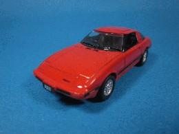 京商 サバンナ RX-7 SA-22 1978  レッド