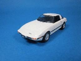 京商 マツダ サバンナ RX-7 SA22C 1983 ホワイト
