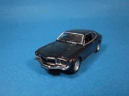京商 Mazda Savanna GT (S124A) 1972 ブラック