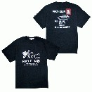 /ミシュラン 半袖Tシャツ Michelin X ブラック