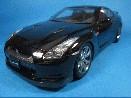 /京商 日産 GT-R 2008 プレミアム エディション ブラック