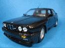 /ミニチャンプス BMW M3 1987  ブラック