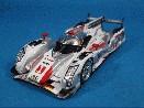 /スパーク アウディ R18 e-tron クワトロ チームヨースト 2012 ルマン WIN #1