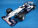 /マテル Williams BMW FW23 #6 J.P. Montoya
