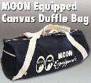 /MOON Equipped Canvas Duffle Bag
