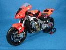 /ミニチャンプス  ホンダ RC211V 2001 サマーテストバイク V.ロッシ
