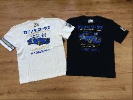 /カミナリ 半袖Tシャツ カミナリワークス 【ケンメリ】 KMT-56☆